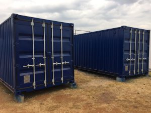 New Shipping Container Sales
